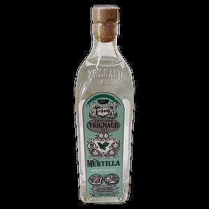 Mentilla Liqueur de Menthe Glaciale de La Distillerie Vrignaud en Vendée