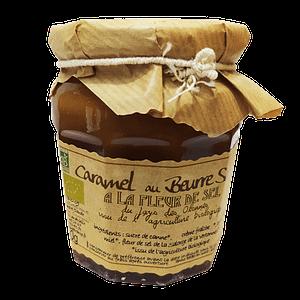 Caramel au Beurre Salé bio à la fleur de sel du pays des Olonnes